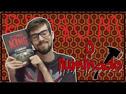 O ILUMINADO - Stephen King | #Lucas