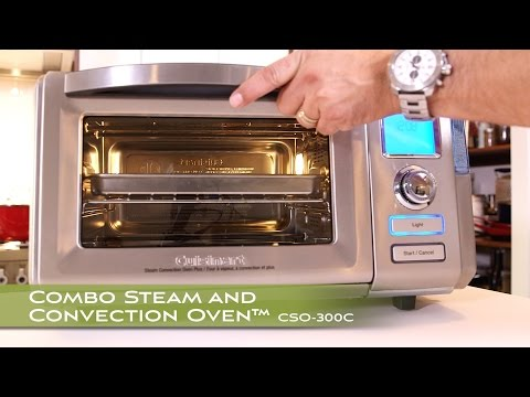 COMBO STEAM + CONVECTION OVEN - CUISINART