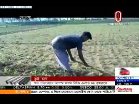 Getting loans deterring Maize cultivation (23-11-2015)