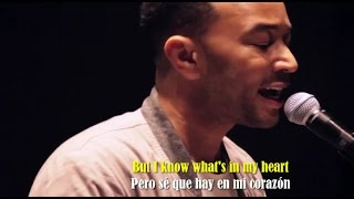 John Legend - Love Me Now (Sub Español + Lyrics)