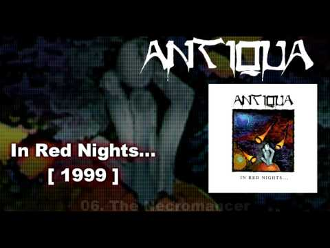 ANTIQUA - In Red Nights... (1999)
