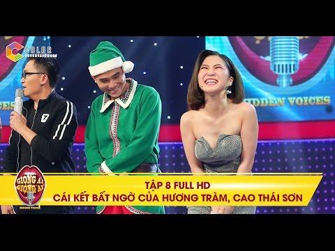 Giọng ải giọng ai | tập 8 full hd: Cái kết bất ngờ của Hương Tràm, Cao Thái Sơn trong đêm Giáng Sinh - Thời lượng: 1:26:18.