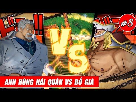 Song đấu One Piece : Người đàn ông mạnh nhất thế giới vs Anh hùng hải quân - Thời lượng: 8:37.