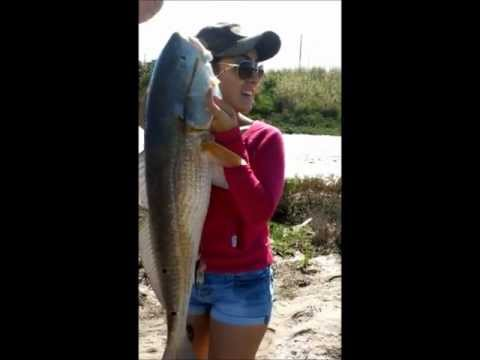 Surprise Bull Red on light tackle – South Padre Island, TX
