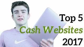 Here are my best cash websites for making money on the computer right now! Most are meant for usage on the computer but some have mobile apps available. Check the cash archives for more details on each.-- Sites in More Detail (Sign Up) --Find more information for all here: https://thetechslugs.com/2017/06/top-5-websites-for-making-money/- Earnhoney -Sign up: www.earnhoney.com/home/?referrer=1SLUGSIn-depth Info: https://thetechslugs.com/cash-archive/?earnhoneyEarnhoney Routine: https://www.youtube.com/watch?v=SveAKtM_TPA- Swagbucks -Sign up: http://www.swagbucks.com/refer/PlumpPuppyFilmsIn-depth Info: https://thetechslugs.com/cash-archive/?swagbucksToolbar TV: https://www.youtube.com/watch?v=Gs9nK7RYc_U- KoinMe -Sign up (affiliate): http://koinme.com/af-GsiAB8BYY8In-depth Info: https://thetechslugs.com/cash-archive/?koinmeMake $1 per day: https://www.youtube.com/watch?v=PuLt_bVZjI0- InboxDollars -Sign up: https://www.inboxdollars.com/?r=ref26922870&s=7In-depth info: https://thetechslugs.com/cash-archive/?inboxdollarsMake Money with Cash TV: https://www.youtube.com/watch?v=JUtEYYB_ZF8- EngageMe.tv Sites -Earn.gg: http://earn.gg?ref=slugsSwapcaps: https://www.swapcaps.comClixsense: https://www.clixsense.com/?5643176Remember, this is variable! Here is my video on how to find the best app for making cash:https://www.youtube.com/watch?v=tMUDR4xwacASign up links in the description are affiliate links.Please feel free to leave any comments below!Get started here:https://thetechslugs.comFollow for more updates!Facebook:https://facebook.com/TheTechSlugsTwitter:https://twitter.com/TheTechSlugsCome join our communities!Forum:https://forum.thetechslugs.comFacebook Group:https://www.facebook.com/groups/thetechslugsGet free Amazon gift cards each day!https://volcano.thetechslugs.comContact me here if you have any questions:https://thetechslugs.com/contact