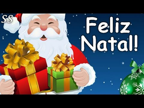 Mensagens para whatsapp - Feliz Natal! Mensagem alegre e divertida! Jingle Bells! WhatsApp/Facebook