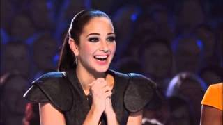Anthony Chisman - X Factor 2011- i Need A Dollar