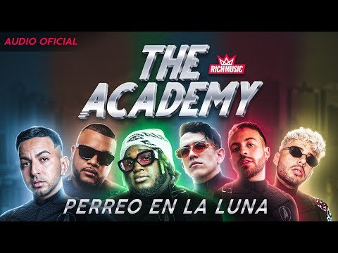 Rich Music LTD, Sech, Dalex ft. Justin Quiles, Lenny_Perreo en la Luna