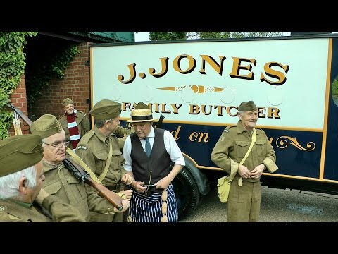 Dad's Army Live on the North Norfolk Railway