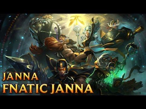 Fnatic Janna