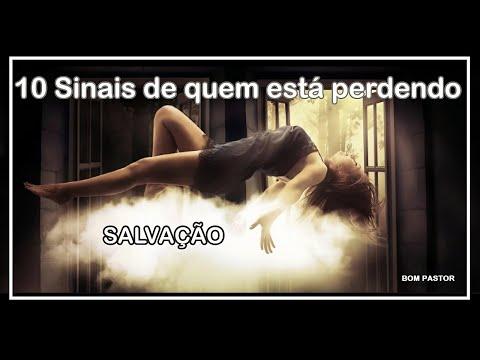 10 SINAIS DE QUEM EST� PERDENDO A SALVA��O. 10 SIGNS OF WHO IS LOSING SALVATION.
