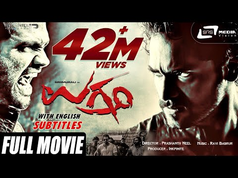 UGRAMM | Kannada Full Movie HD | With Subtitles In English | Roaring Star Srimurali | Haripriya