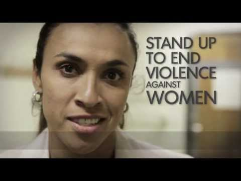 Marta - Stop Violence Against Women