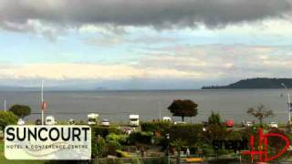 Taupo Webcam Sunday 24th April 2011
