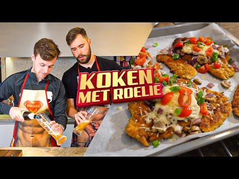 Koken met Roelie (en Robbie)