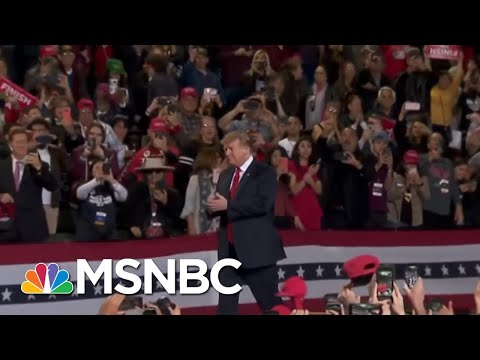 What President Donald Trump's Nonstop Campaigning Could Mean For Dems | Morning Joe | MSNBC