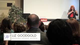 Liz Goodgold At San Diego Women\'s Week on How We Do Business Branding Expert Liz Goodgold  Branding