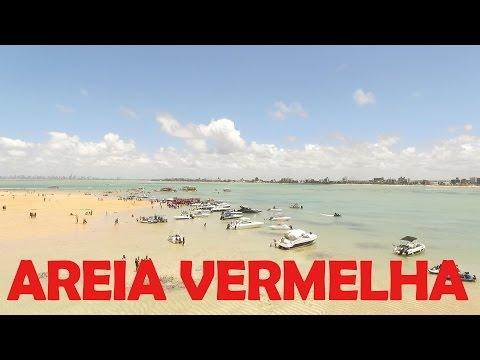 Tour pelo Parque de Areia Vermelha, Grande João Pessoa, Paraíba - Cabedelo Brasil