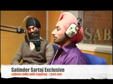 Satinder Sartaj-Interview
