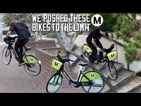 METRO BIKES BMX TEST!