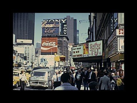 New York 1972 (видео)