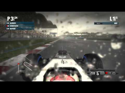 обзор Formula 1 2012 (F1 2012) (CD-Key, Steam, Region Free)
