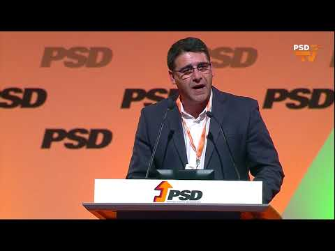 37º Congresso PSD - Intervenção de José António Barbosa
