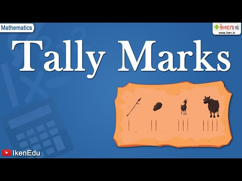 Cool Math - Learn about Tally Marks