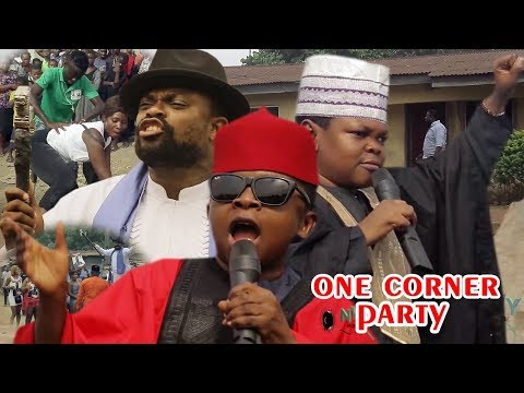 One Corner Party 1&2 - 2018 Newest//Latest Nigerian Movie//African Movie Full HD