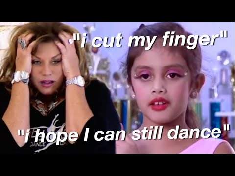 Dance moms funniest moments