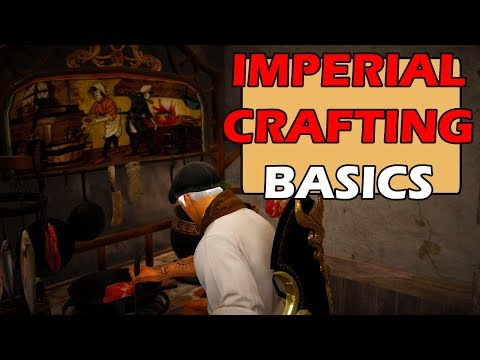 Imperial Crafting (Cooking/Alchemy) - Basics & Insights - Black Desert Online SEA