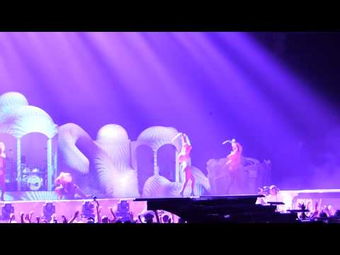 Lady Gaga – PARTYNAUSEOUS – Pittsburgh 5/8/14 – artRAVE