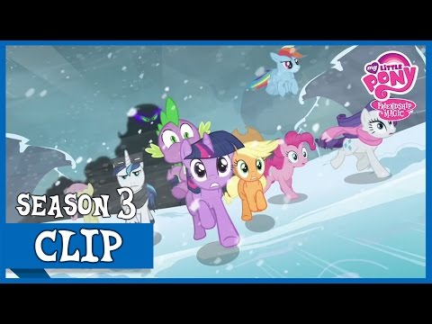 Entering the Empire (The Crystal Empire) | MLP: FiM [HD]