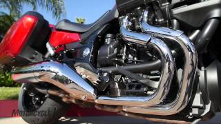 10. 2014 Honda CTX1300 Review