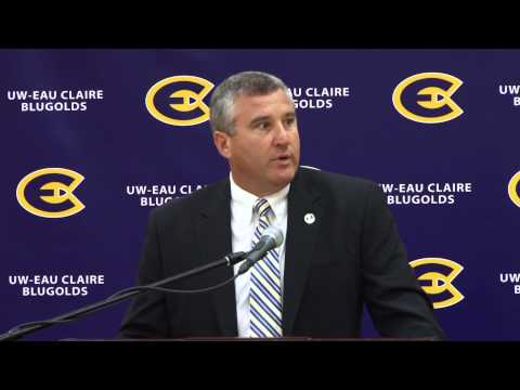 UW-Eau Claire introduces new athletic director