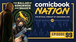 CB NATION Episode #99:  Marvel's Thunderbolts Rumor & Star Trek Picard Review by Comicbook.com