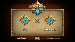 Amnesiac vs Lii, game 1