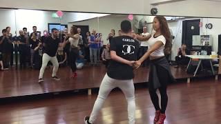 Carlos Redondo & Chloe Loh - Paradizo - Sensual Bachata