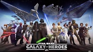 Star Wars : Galaxy of Heroes - By Electronic Arts - Compatible with iPhone, iPad, and iPod touch., EA Games, video games