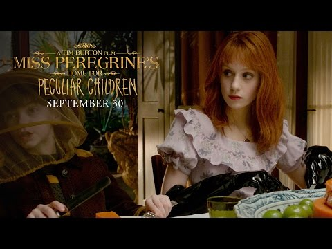 Miss Peregrine's Home for Peculiar Children (Featurette 'Fierce Females')
