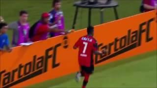 Vitória 3x2 Corinthians2º Gol do Vitória - MarinhoCampeonato Brasileiro Série A 2ª Rodada22/05/2016Narração João Andrade