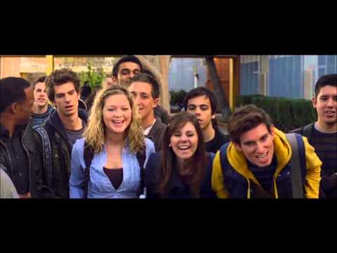 The Amazing Spider-Man - Clip (1/16): Peter's High School Life (видео)