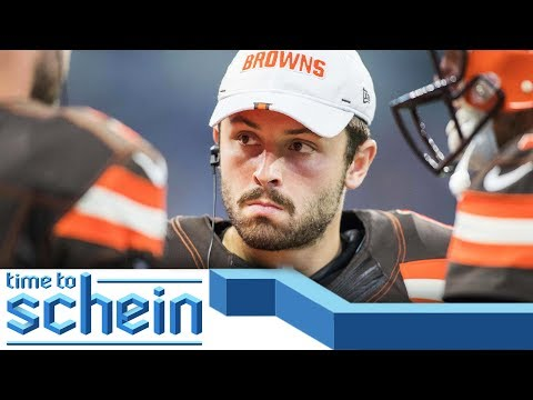 Video: Baker Mayfield should worry about his OWN team and Jimmy G's shaky return | Time to Schein