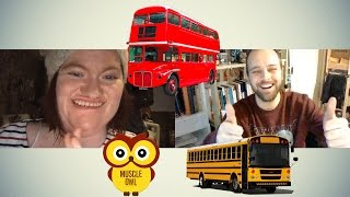 Muscle Owl Talks Ep41: Buses, Wheelchairs, and the Supreme Court Ruling