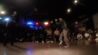Yu Jin vs Miei – funkin'lady vol.6 BEST8