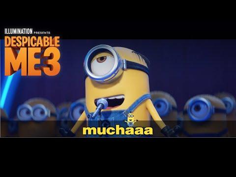 Despicable Me 3 Despicable Me 3 (Clip 'DespicableMeChallenge')