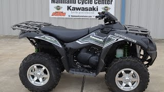 10. $9,999:  2015 Kawasaki Brute Force 750 EPS Black Overview and Review