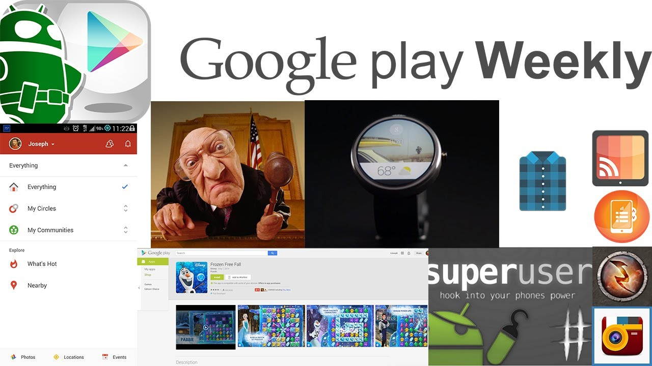 Root app troubles, Word Lens and Google, Google updates, and more Android apps! – Google Play Weekly
