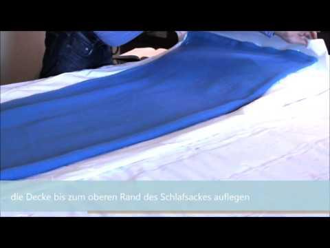 DAKOTA Hüttenschlafsack von BESTTEX (www.Hüttenschlafsack.com)