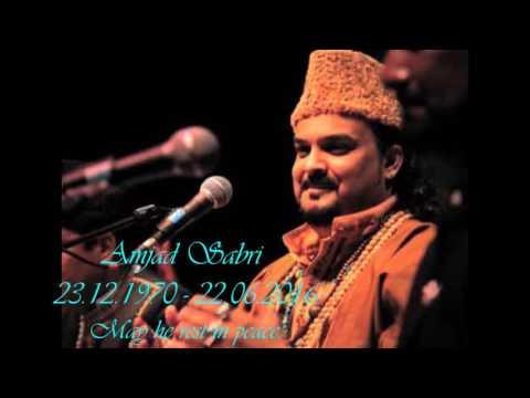 Amjad Sabri Tajdar e haram